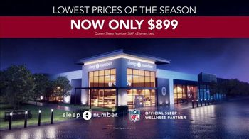 Sleep Number Lowest Prices of the Season TV Spot, 'Snoring: Queen for $899' - Thumbnail 6