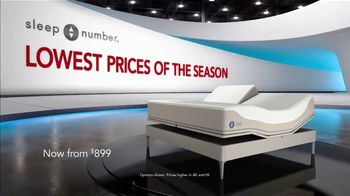 Sleep Number Lowest Prices of the Season TV Spot, 'Snoring: Queen for $899' - Thumbnail 2