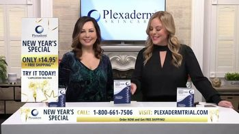 Plexaderm Skincare New Year's Special TV Spot, 'Beauty Expert: $14.95 Trial' - Thumbnail 2