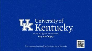 University of Kentucky TV Spot, 'Apply Now' Song by Samvel - Thumbnail 9