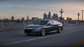 Honda Accord TV Spot, 'Get to Your Best' [T2] - Thumbnail 9