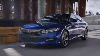 Honda Accord TV Spot, 'Get to Your Best' [T2] - Thumbnail 7