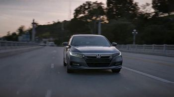 Honda Accord TV Spot, 'Get to Your Best' [T2] - Thumbnail 8