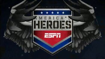 Coalition to Salute America's Heroes TV Spot, 'ESPN: Veterans Day' Featuring Jimbo Fisher