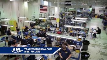 Aviation Institute of Maintenance TV Spot, '$74,890 in the DC Area' - Thumbnail 4