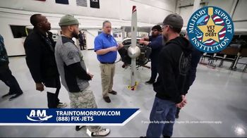 Aviation Institute of Maintenance TV Spot, '$74,890 in the DC Area' - Thumbnail 9