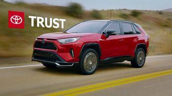 Toyota TV Spot, 'SUV You Can Trust' [T2] - Thumbnail 2