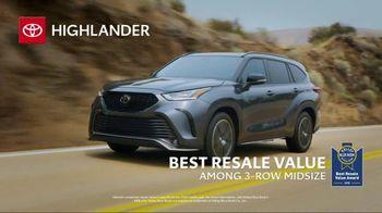 Toyota TV Spot, 'SUV You Can Trust' [T2] - Thumbnail 8