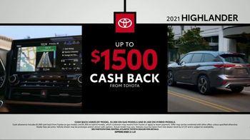 Toyota TV Spot, 'SUV You Can Trust' [T2] - Thumbnail 9