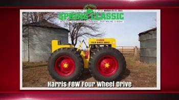 Mecum Gone Farmin' 2021 Spring Classic TV Spot, 'Tractors'