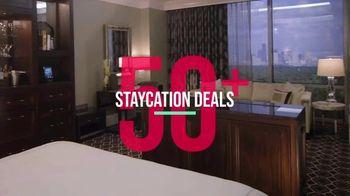 Visit Houston TV Spot, 'Staycation Deals' Song by Jon Presstone - Thumbnail 4