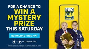 FOX Bet Super 6 TV Spot, 'Six Questions: Mystery Prize' - Thumbnail 6