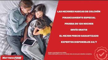 Mattress Firm TV Spot, 'Un mejor tu: regalo de $300' [Spanish] - Thumbnail 3