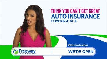 Freeway Insurance TV Spot, 'Tickets, Accidents or a DUI' - Thumbnail 2
