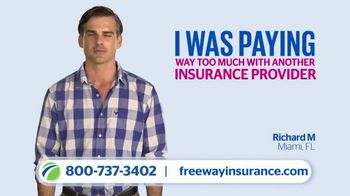 Freeway Insurance TV Spot, 'Tickets, Accidents or a DUI' - Thumbnail 4