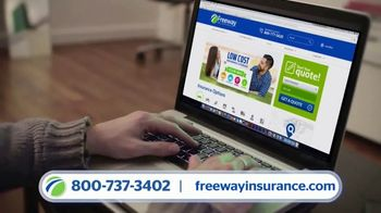 Freeway Insurance TV Spot, 'Tickets, Accidents or a DUI' - Thumbnail 5