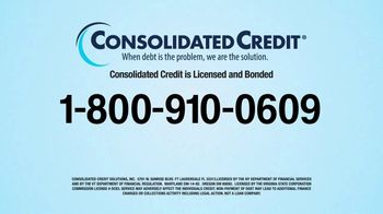 Consolidated Credit Counseling Services TV Spot, 'It Happened to Them' - Thumbnail 10