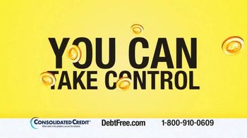Consolidated Credit Counseling Services TV Spot, 'It Happened to Them'