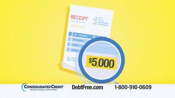 Consolidated Credit Counseling Services TV Spot, 'It Happened to Them' - Thumbnail 5