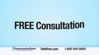 Consolidated Credit Counseling Services TV Spot, 'It Happened to Them' - Thumbnail 7