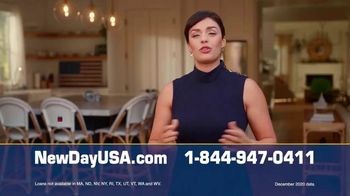 NewDay USA RefiPlus TV Spot, 'Big News: Lower Rates and Cash' - Thumbnail 1