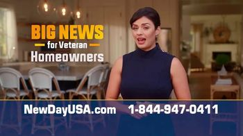 NewDay USA RefiPlus TV Spot, 'Big News: Lower Rates and Cash'