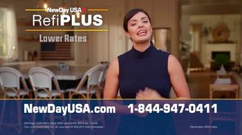 NewDay USA RefiPlus TV Spot, 'Big News: Lower Rates and Cash' - Thumbnail 5