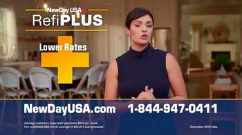 NewDay USA RefiPlus TV Spot, 'Big News: Lower Rates and Cash' - Thumbnail 6