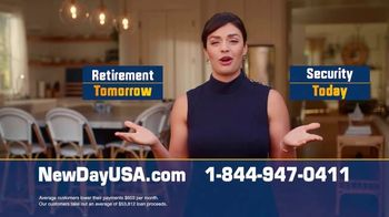NewDay USA RefiPlus TV Spot, 'Big News: Lower Rates and Cash' - Thumbnail 7
