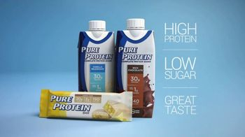Pure Protein TV Spot, 'Great Taste' - Thumbnail 9
