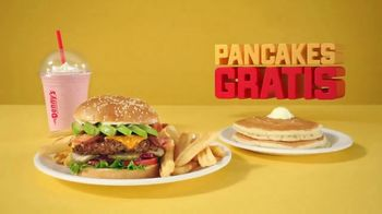 Denny's TV Spot, 'Celebremos 2021: Pancakes gratis' [Spanish] - Thumbnail 4