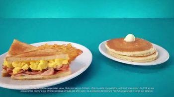 Denny's TV Spot, 'Celebremos 2021: Pancakes gratis' [Spanish] - Thumbnail 6