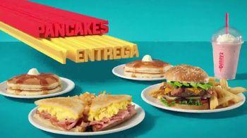 Denny's TV Spot, 'Celebremos 2021: Pancakes gratis' [Spanish] - Thumbnail 8