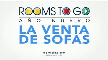Rooms to Go Venta de Sofás de Año Nuevo TV Spot, 'Todos los sofás' canción de Junior Senior [Spanish] - Thumbnail 6