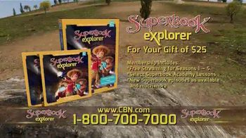 Superbook Explorer Volume 27 TV Spot