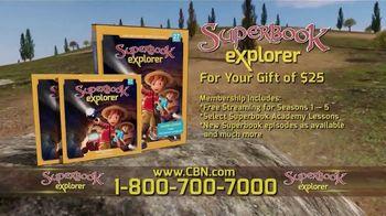 Superbook Explorer Volume 27 TV Spot - Thumbnail 3