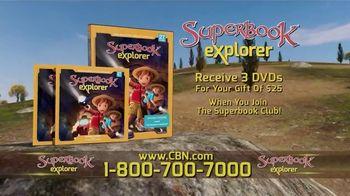 Superbook Explorer Volume 27 TV Spot - Thumbnail 4