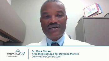Conviva Care Centers TV Spot, 'CBS 6 Orlando: Dr. Clark'