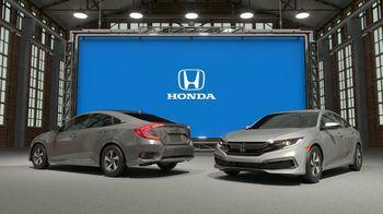 2021 Honda Civic TV Spot, 'Upgrade: Civic' [T2] - Thumbnail 4