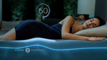 Sleep Number Lowest Prices of the Season TV Spot, 'Temperature Balance: Save up to $1,000' - Thumbnail 6