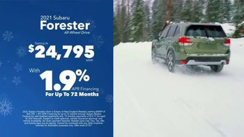 2021 Subaru Forester TV Spot, 'Best Winter Ever: Forester' [T2] - Thumbnail 6