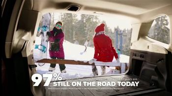 2021 Subaru Forester TV Spot, 'Best Winter Ever: Forester' [T2] - Thumbnail 7