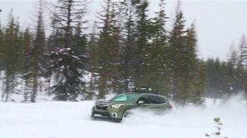 2021 Subaru Forester TV Spot, 'Best Winter Ever: Forester' [T2] - Thumbnail 8