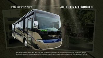 La Mesa RV TV Spot, 'Used: 2018 Tiffin Allegro Red' - Thumbnail 5