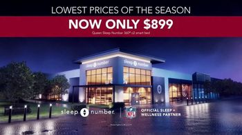 Sleep Number Lowest Prices of the Season TV Spot, 'Adjust Your Comfort: Queen for $899' - Thumbnail 7
