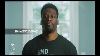 International Justice Mission TV Spot, 'One in Four' Featuring Benjamin Watson