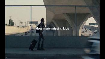 National Center for Missing & Exploited Children TV Spot, 'Runaway Train' Song by Jamie N Commons, Skylar Grey - Thumbnail 1