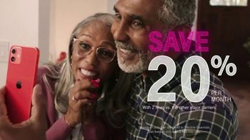 T-Mobile TV Spot, 'New Year: iPhone 12 on Us on Every Plan' - Thumbnail 5