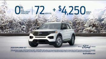 2020 Ford Explorer TV Spot, 'Weather Forecast' [T2] - Thumbnail 6