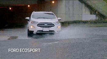 2020 Ford Explorer TV Spot, 'Weather Forecast' [T2] - Thumbnail 2
